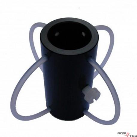 Centrador para cámara Ø22mm TUBICAM R