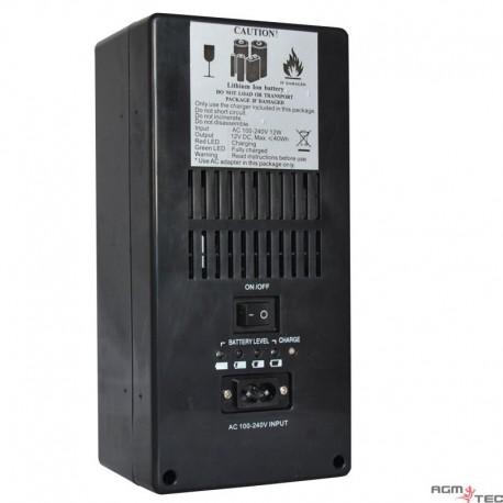 Batería Li-ion 6600mA - TUBICAM