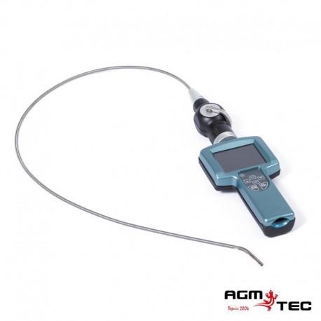 ENDOSCAM/R BQ boroscopio grabador orientable 2 Ejes