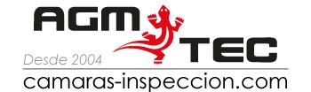 Cámara de Inspección para Tuberías